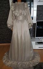 ADULT Nylon Kleid Baby Dienstmädchen kleid Maid zofenkleid
