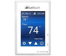 SunTouch SunStat Command Touchscreen Programmable Floor Heating Thermostat