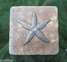 plaster cement plastic starfish travertine tile mold L@@K more tile molds too
