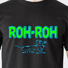 ROH-ROH scooby doo cartoon dog kids family bark tv retro vintage Funny T-Shirt