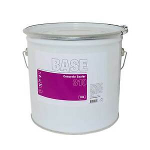 Concrete Sealer Quality High Gloss for Old and New Concrete Applications 10L