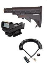 Paintball Remote, Red Dot Sight DP, Internal Mount Car Stock Tippmann CARVER ONE