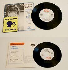 """MARIE LAFORET   """" TU ES LAIDE """"   45 tr (rpm) 1970  Disques Festival"""