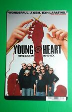 YOUNG @ AT HEART COVER ART MINI POSTER BACKER CARD (NOT a movie dvd )