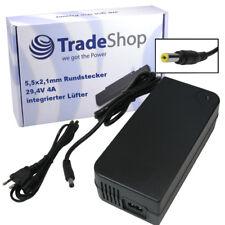 Fuente de alimentación y cargador cargador 29,4v 4a 1pin reemplaza para hp1202l2 24v batería