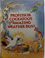 #OB12, Dan Vallely;Yvonne Perrin PROFESSOR COCKATOO AND HIS AMAZING WEATHER-D...