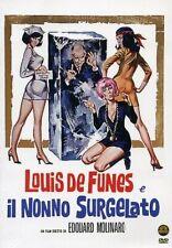 LOUIS DE FUNES E IL NONNO SURGELATO  DVD