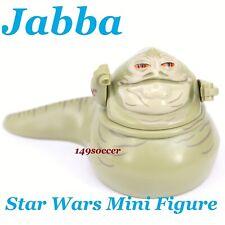 Star Wars jabba the hutt Mini Figures Custom Lego