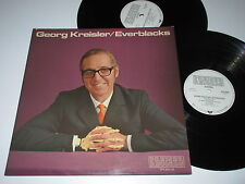 2 LP/GEORG KREISLER/EVERBLACKS/Preiser Records SPR 9961/62