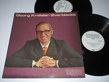 2 LP/GEORG KREISLER/EVERBLACKS/Preiser Records SPR 9961/62