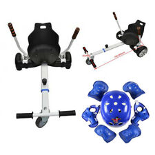 "6.5"" 8"" 10"" Frame Balancing Scooter Parts Adjustable Seat Child Toy + Helmet+Pad"