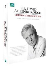 DAVID ATTENBOROUGH LIMITED EDITION 60 YEARS IN THE WILD & BOOK LIFE ON AIR -GIFT