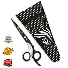 Professional Barber Hairdressing Scissors Salon Hair cutting Black/White Shears
