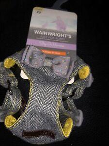 Wainwright's Herringbone Step In Puppy Harness - xxsmall - 32-36cm