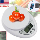 Digital Kitchen Food Cooking Scale Weight Balance in Pounds, Grams, Ounces,& KG photo