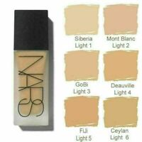 NARS All Day Luminous Weightless Foundation LIGHT 30 ml / 1 oz CHOOSE YOUR SHADE