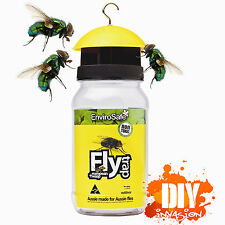 EnviroSafe Fly Wasp Trap Blow Horse House Fly Trap Australian Made Non Toxic