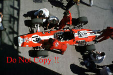 Jim Clark STP Lotus Ford 38/4 Indianapolis 500 1966 Photograph 2