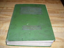 Antique Vintage 1950 Motor's Truck and Tractor Repair Manual