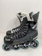 Mission Inhaler DS6 Senior Size 7.5 E Inline Roller Hockey Skates (9 US Men Shoe