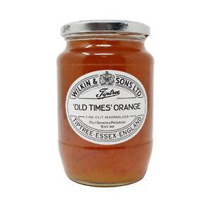 Wilkin & Sons Tiptree 'Old Times' Orange Fine Cut English Marmalade 908g