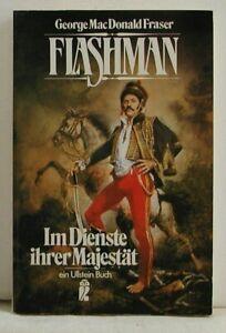 George MacDonald Fraser - Flashman - Im Dienste ihrer Majestät - Ullstein 21001
