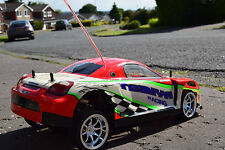 TOYOTA MR2 RECHARGEABLE RADIO REMOTE CONTROL CAR 1/10 RC CAR SPEED 20 MPH