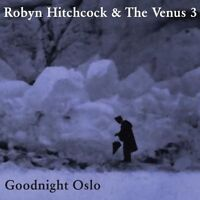 FREE US SHIP. on ANY 3+ CDs! ~Used,Very Good CD Robyn Hitchcock & The Venus 3: G