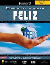 Edificando un hogar feliz; lider (Sembrados en Buena Tierra) (Spanish Edition)