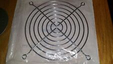 CPC 120mm 12cm Metal Fan Grill Finger Guard New And Sealed