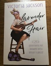 Lavender Hair by Victoria Jackson (2017, Paperback)