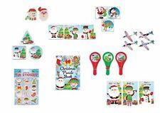 Kinder Weihnachten Party Stocking Filler Xmas Beute Spielzeug begünstigt Spiele