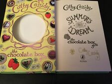 Chocolate Box Girls: Summer's Dream by Cathy Cassidy (Hardback, 2012) Signed