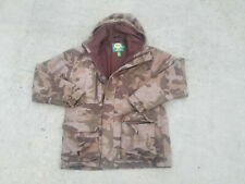 Cabela's Outfitter Dry Plus Camo Hunting Wool Jacket - Large Tall, LT Pendleton