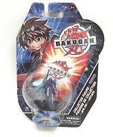 Bakugan Battle Brawlers Siege Figure + Metal Card  - Series 1 Sega Toys 2007