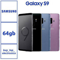 NEW SAMSUNG GALAXY S9 SM-960F 64GB/256GB BLACK,GOLD,BLUE,PURPLE AUS STOCK