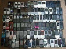 100x Nokia Mobile Phones Faulty Joblot 6300 C3-01 C3-00 C1-01 2330c 100 5210