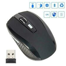 PC Maus Kabellos USB Wireless Mouse Computer Notebook Laptop Funk 2.4Ghz DE