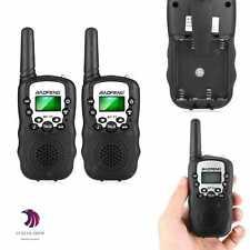 Walkie Talkie 2 Pezzi Radio Trasmittente Ricetrasmittente Wireless Bambini Gioco