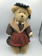 Boyds Collection Exclusive Civil War Edition Teddy Bear Plush Stuffed Toy Animal