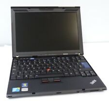 NOTEBOOK  LENOVO THINKPAD X201 INTEL CORE I5-M520  RAM 4GB HDD 160GB WIN 7 PRO
