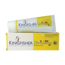 💚 Kingfisher Natural Children Strawberry Toothpaste 75ml