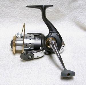 used Gander Mountain Tournament Pro Spinning spin Reel GMT2-20 2000 10 bearing