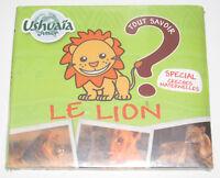 Histoires à Ecouter CD Le Lion Spécial Créches Maternelles NEUF