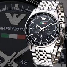Brand New Emporio Armani AR5983 CHRONOGRAPH TAZIO ITALIA MEN'S Watch