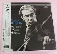 Nathan Milstein -  Last Recital (180g) (Gatefold)  2LP New