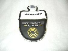Odyssey Stroke Lab Head Cover For Heel Shaft Putter (New)