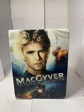 MacGyver: The Complete Collection (Dvd) - 39 Disc Set - Read Description ⬇�
