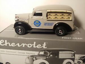 FIRST GEAR 1939 CHEVROLET CANOPY EXPRESS TRUCK MINT BOXED