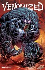 2018 VENOMIZED #1 DEODATO EXCLUSIVE COMICXPOSURE VARIANT COVER! 3000 Made! Venom